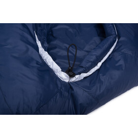 Grüezi-Bag Biopod DownWool Ice 185 Sac de couchage, night blue
